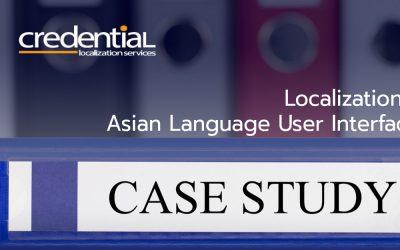 크리덴셜 | 케이스 스터디 – UI 번역 / 현지화