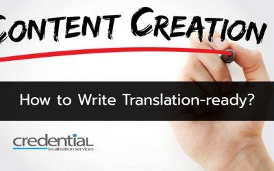 크리덴셜 | 외국어 번역에 적합한 한글 글쓰기 팁