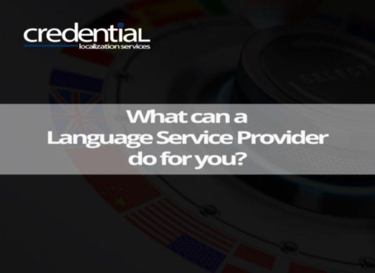 각 산업부문별 번역업체(LSP)의 역할 – SEO, 웹사이트 번역, 제작 | 크리덴셜